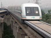 High Speed Train That Could Reach 1,000