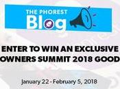 Enter Salon Owners Summit 2018 Goodie Bag!