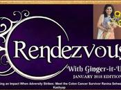 Rendezvous with Ginger-it-Up:Meet Colon Cancer Survivor Ravina Sehwani Kashyap