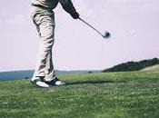 When Should Golfers Play Safe?