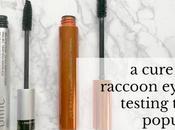 Over Beauty: Cure Raccoon Eyes