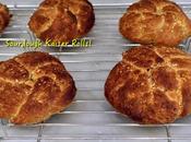 5-Grain Sourdough Kaiser Rolls! Yes!