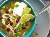 Shortcut Instant Chicken Chile Verde Soup
