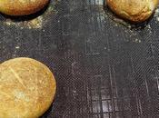 Sourdough Kamut Bread Rolls!