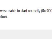 Solve Error 0xc0000142 Code Problem?