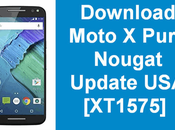 Download Moto Pure Nougat Update XT1575 Manual Install Guide