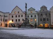 Cesky Krumlov Winter: Bohemian Dream