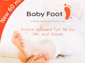 Product Test Review: Baby Foot Exfoliant