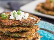 Astoundingly Easy Zucchini, Feta Leftover Quinoa Fritters
