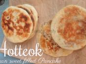 Hotteok (호떡)- Korean Sweet Pancake#BreadBakers