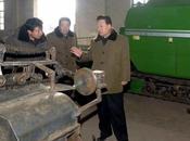 Choe Ryong Visits South Hwanghae