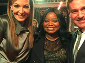 [Pics!] Octavia Spencer BAFTA Nominees Party Kensington Palace