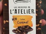 Nestle L'atelier Salted Caramel Dark Chocolate Review