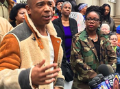 JaRule Joined NYCHA Residents Rally Better Living Conditions
