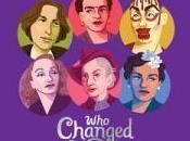 Danika Reviews Queers Changed World Jones, Illustrated Michele Rosenthal
