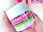 Mamaearth Face Mask Review| Instant Brightness Reduces Pigmentation