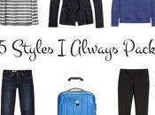 Travel Wardrobe Essentials