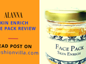 Alanna (Organic) Skin Enrich Honey Face Pack Sensitive Review