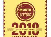Month Letters Round-Up: Final Stages