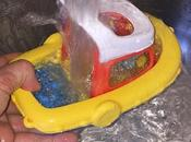 Clean Bath Toys Mold Easily!