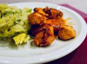 Easy Marinated Chicken Dinner!