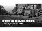 Bygone Brands Businesses Compact Jane's London Minutes