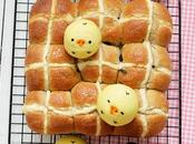 Fluffy Soft Super Moist Cross Buns That Will Stay Even Next Day!
