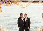 White, Blue Purple Wedding Pelion Chris Nathan
