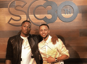 Lecrae Spotted Steph Curry Surprise 30th Birthday Party