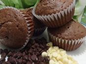Muffins Chocolat Chocolate /مافن بالشوكولاتة