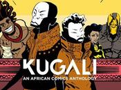 Kugali, African Comics Anthology, Kickstarter Launch