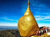 Explore Golden Rock Pagoda