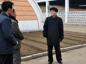 Visits South Hwanghae