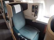 Client Tells About First Trip Business Class