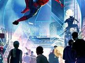 Avengers Other Super Heroes Assemble Disney Parks Around World