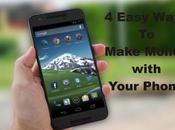 Easy Ways Make Money with Your Phone
