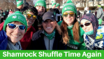 Shamrock Shuffle Time Again