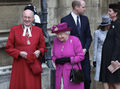 Prince William Kate Joined Queen Elizabeth Easter Service
