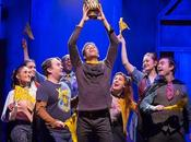 Off-Broadway Smash-Hit 'Puffs' Brings Hilarious Take Wizarding World Moviegoers Nationwide Only