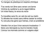 Paroles D'une Chanson Cours. #music #musique #song #chanson #composition #track #benheinemusic #paroles #lyrics #poem #poeme #write #text.