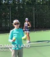 Don't Stuck Man's Land After Serve [VIDEO TIP]