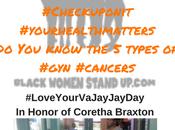April 10th 2018 BlackWomenStandUp.com's #LoveYourVaJayJayDay #GYNCancer Awareness