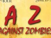 Release Tour: Military Against Zombies Alathia Paris Morgan