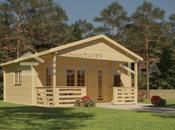 European Wood Cabin Price