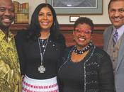 Cookie Johnson Guest Speaker Holman Prayer Breakfast
