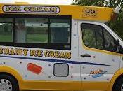 Cream Vans