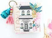 Crate Paper Design Team Family Mini Album