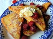 Pain Perdu with Clotted Cream Berries