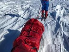 Another British Polar Explorer Attempt Solo Antarctic Traverse