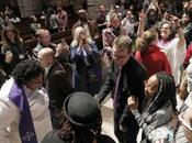 Beyonce Mass: Parishoners Showed Grace Cathedral